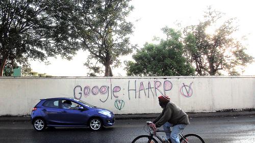 google haarp photo