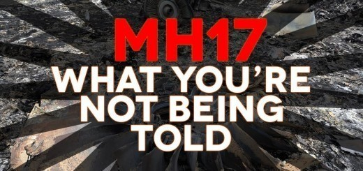Flight MH17 - What You're Not Being Told