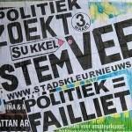 Geestig: Femke Halsema wist ruim uur van te voren dat ze burgemeester zou worden ondanks diep geheim beraad