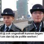 Politie Den Haag blijft nog steeds te wit!? korps trekt te weinig allochtonen aan