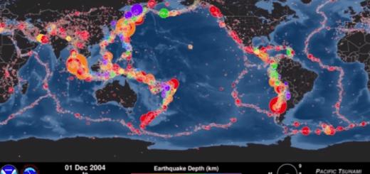 10 jaar aardbevingen