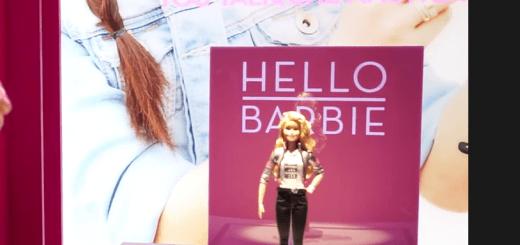 barbie wifi