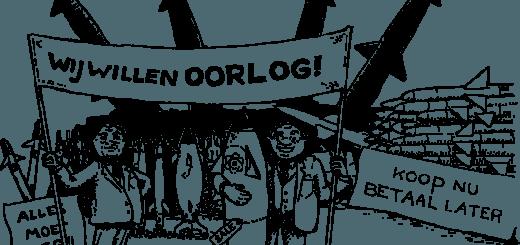 KaCartoonWijWillenOorlog