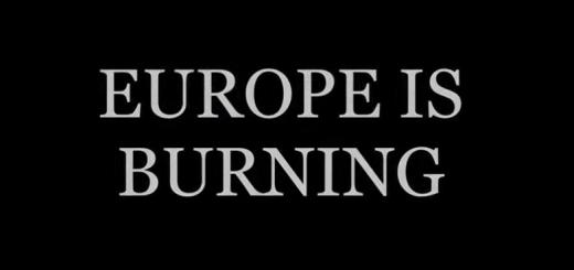 europe burning