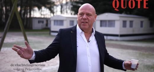 Peter Gillis: Zo kun je miljoenen verdienen aan asielzoekers (video)