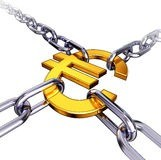 euro-icon-high-resolution-rendering-chains-32158334