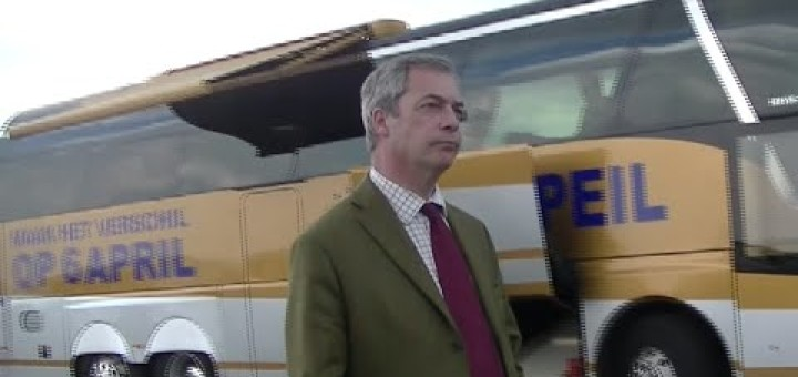 Nigel Farage on EU break up and World Government