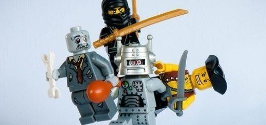 Robots vs Zombies, vs Ninjas vs Pirates