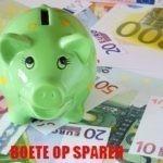 Baas Europese bankenkoepel pleit voor negatieve rentes voor spaarders