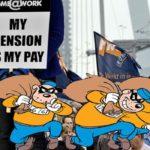 Pensioenakkoord: jongeren definitief voor de bus gegooid, bejaarden kunnen alvast gaan klagen over dalende beurskoersen