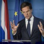 Mark Rutte heeft een Europese boodschap: elk voor zich