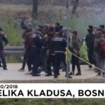 Point of no return? Migranten bestormen weer eens de Bosnisch-Kroatische grens, poging nummer zoveel