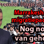 Trap er niet in! CDA-minister en vicepremier Hugo de Jonge doet een Ruttetje: 'Aantal huidige migranten is te hoog!'