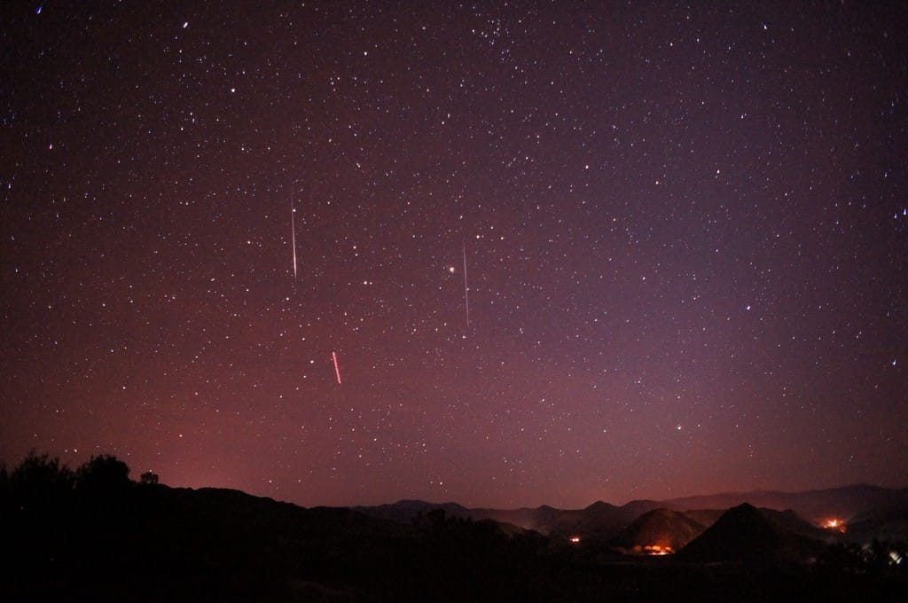 Geminids photo