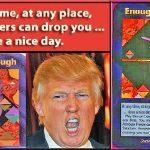 'Trump heeft gewonnen en dat weten we allemaal'