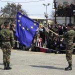 De volgende stap is het leger op straat