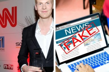 "Afbeeldingsresultaat voor CNN ""Journalist of the Year"" Admits He Faked Stories for Years at Der Spiegel"