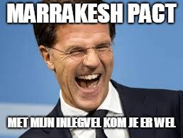 VN-migratiepact van Marrakesh