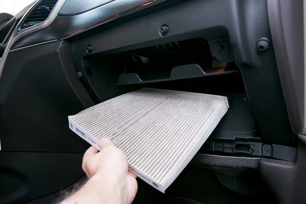 Image result for car cabin filter