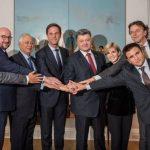 Walgelijk! Rutte maakt schaamteloos gebruik van NL/EU/Oekraïne MH17 kwestie voor PR-dansje