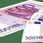 Alle centrale banken in de eurozone staken uitgifte 500 eurobiljet