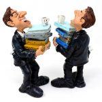 Gaat een bedrijf onverhoopt failliet? Uw gegevens gaan naar de hoogste bieder