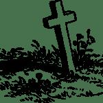 Kruizen op Italiaanse graven bedekt om andere religies niet te beledigen