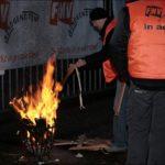 FNV-chaos: FNV protesteert tegen FNV