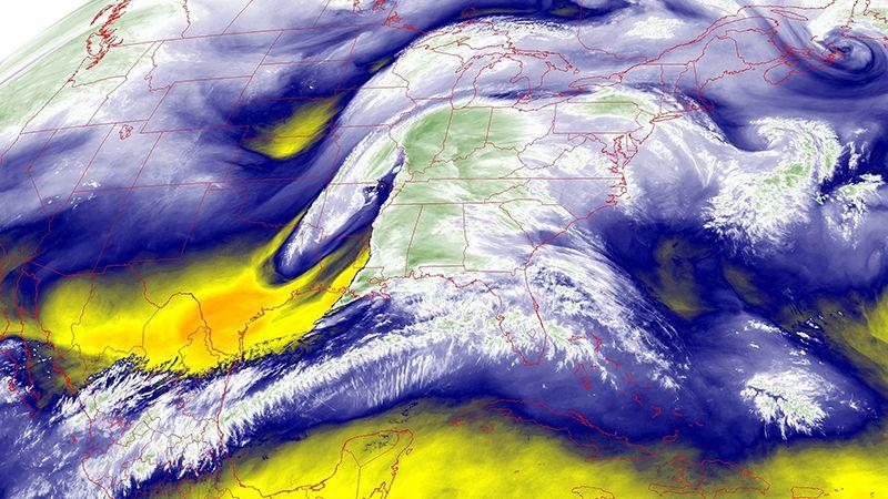 5 g weersvoorspelling bedreiging, wereldwijde 5G draadloze netwerken bedreigen weersverwachtingen Mobiele technologie van de volgende generatie kan interfereren met cruciale satellietgebaseerde aardobservaties.