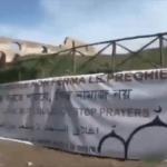 Italië sluit illegale moskeeën: honderden dreigende moslims bezetten toeristische plekken