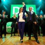 D66 steekt middelvinger naar Nederland op en schreeuwt in Engeland om referendum