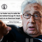 Aanwezigheid van oorlogsmisdadiger Kissinger deert de Nederlandse Bilderbergers niet