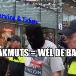 Kromstaat: Bivakmutsdrager wél gearresteerd bij boerkademonstratie