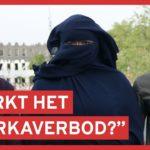 Video! Boerkaverbod experiment: Hoe reageert Nederland?