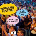 Thierry Baudet heeft Democratiefeestje van ministerKajsa Ollongrenverpest