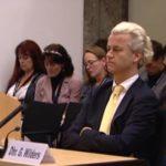 Minister Hirsch Ballin bemoeide zich intensief met het eerste proces tegen PVV-leider Geert Wilders