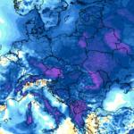 Europa's grote bevriezing: temperaturen tot 20 graden onder het gemiddelde