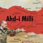 Turkse minister Defensie twittert kaart met geplande verovering Syrië, Irak, Armenië, Griekenland, Cyprus en Bulgarije