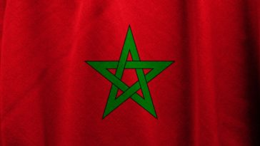 Morocco Flag Country Symbol