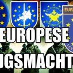 Geheim EU-leger en politie bestaan en Duitsland is de baas! EUROGENDFOR PESCO 2019