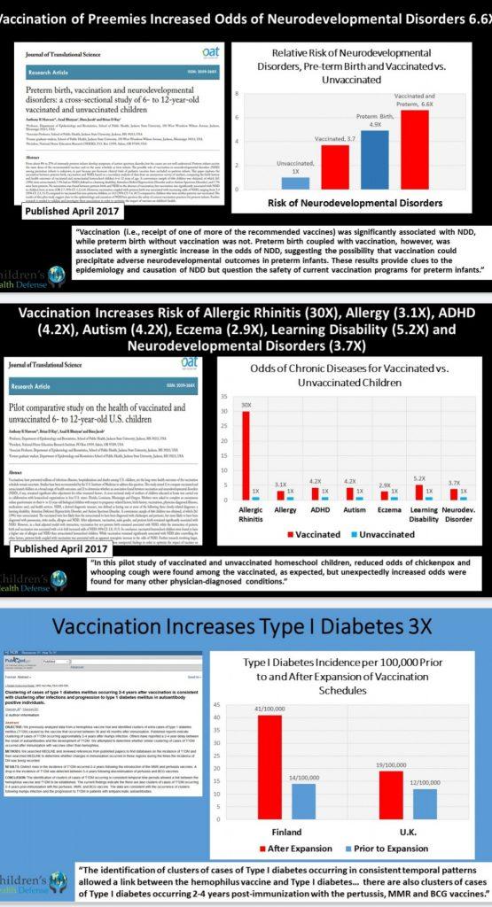 vaccinatie effect studie