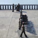 Eerste bevestigde Coronavirus-patiënt in Noord-Korea doodgeschoten, probleem opgelost...