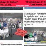 Zo worden we voor de gek gehouden met valse video's van ziekenhuizen met corona-patiënten....