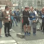 'Laat me aan het werk gaan!' Honderden demonstranten eisen verwijdering Corona-hek op Pools-Duitse grens