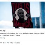 Al voor zijn dood wist de Obama Foundation dat George Floyd een icoon zou worden