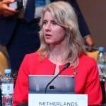Staatssecretaris Mona Keijzer tegen kermisexploitanten: 'Als 70% failliet gaat heb je toch minder concurrentie'