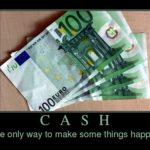 Knetter! Betalingen vanaf 3.000 euro cash worden illegaal