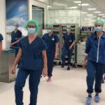 Videobeelden: De ziekenhuizen overvol? Zorgpersoneel kan het niet aan!