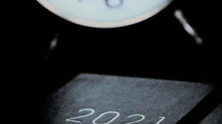 black and white analog device