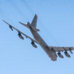 VS zet nucleair geschikte B-52-bommenwerpers in ... om 'mogelijke aanvallen door door Iran gesteunde milities' af te schrikken?